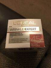 L'Oreal Paris Wrinkle Expert 45+ Retino Peptides Anti-Wrinkle & Firming Day Crm