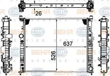Radiatore Acqua Mercedes Benz W164 Classe ML 320 CDi 2005-2011 ORIGINALE
