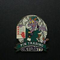 WDW Pin Trading University Disney's Pin Celebration RARE Figment Graduate 64645