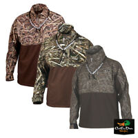 DRAKE WATERFOWL SYSTEMS EST EQWADER TWO TONE CAMO PULLOVER