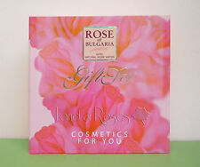 ROSE OF BULGARIA GIFT SET WITH 25ML ROSE PERFUME AND ROSE HANDMADE SOAP