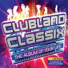 Various Artists : Clubland Classix CD (2008)
