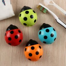 Oral Health Cartoon Animal Brush Holder Bathroom sanitary Kids Ladybug Wall Moun