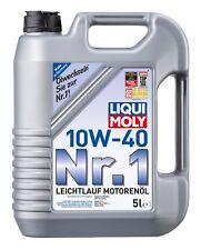 Liqui Moly Motoröl Nr. 1 Leichtlauf 10W-40 - 5 l