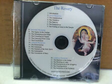 Rosary CD, 20 Decades of the Rosary on One CD.+1 Yellow Plastic Bead Rosary