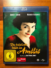 Die fabelhafte Welt der Amélie Blu-ray | deutsche Version | TOP