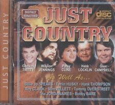 Various Artists - Just Country cd