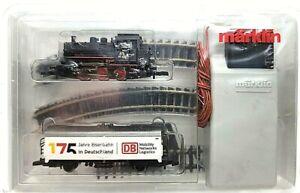 Marklin Z 81520-057 Starter set DB Freight Train Set NIB