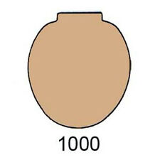BEIGE OR TAN Toilet Seat for Case 1000, 3000, 2nd Model