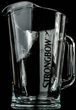Strongbow Cider Glas Karaffe Pitcher Glaskrug 1 5l