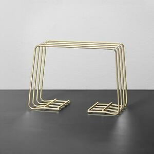 Hearth & Hand with Magnolia Metal File Holder Gold