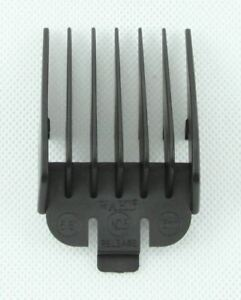 Wahl Standard Fitting Number 5  Hair Clipper Attachment Comb 16mm Black