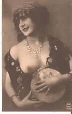Erotik-Akt Postkarte, Postkarten 20-30er Jahre Replika.