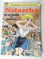 Natascha, Bd. 13: Die Nomaden des Himmels Feest Zustand 1-2