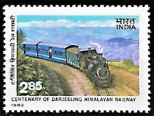 India Sc. #1004 Darjeeling Himalayan Railway, 1982, MNH