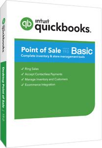QuickBooks Point of Sale 19.0 Basic