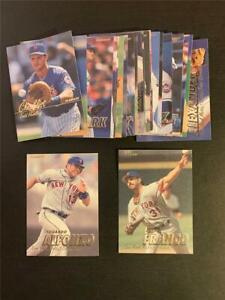 1997 Fleer New York Mets Team Set 23 Cards