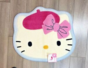 Hello Kitty Bath Mat - Super Cute 22 x 22