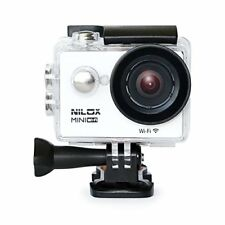 Nilox Mini Up Action Cam HD Bianco