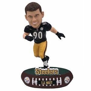 T.J. Watt Pittsburgh Steelers Baller Special Edition Bobblehead NFL