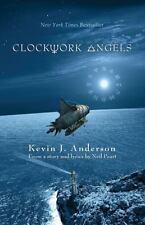 Clockwork Angels, Peart, Neil, Anderson, Kevin J., New Books