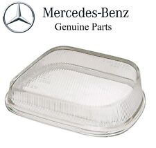 NEW Mercedes W210 E-Class Front Driver Left Fog Light Lens Genuine 2108260590