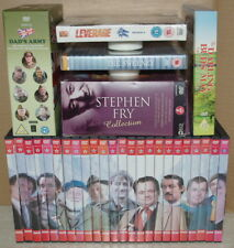 Dad's Army / Only Fools & Horses / Darling Buds of May / Stephen Fry / Leverage