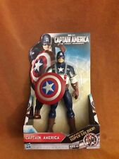 """CAPTAIN AMERICA The First Avenger SHIELD-WIELDING SUPER SOLDIER Figure 8"""""""