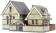 The village school - Superquick B31 - OO Building Card kit - free post