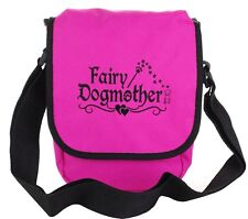 Fairy Dogmother womens cross body bag puppy dog training grooming agility bags