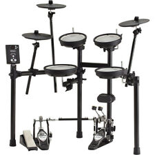 Roland V-Drums TD-1DMK 5-Pad Electronic Drum Kit w/ Hi-Hat, 2 Cymbals, Drum Rack