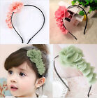 Baby Girls Flower Headband Hair Band Accessories Headwear Kids Cute Infant