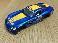 Scalextric RICAMBI DODGE VIPER No.22 Blu C2522 Corpo/Shell/Cabina