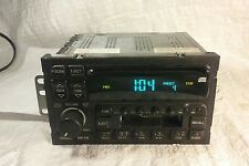 Delco Electronics CD/ Cassette Player Chevy Buick GMC Pontiac GM 95 96 97 98-05