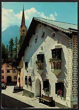 AD2581 Switzerland - Scuol-Tarasp-Vulpera - View