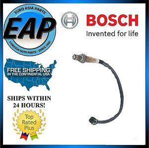 For Mercedes-Benz C230 E320 E500 CL S500 E55 AMG BOSCH Front Oxygen Sensor NEW