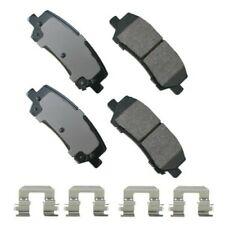 Akebono ACT1793 Rear Ceramic Pads