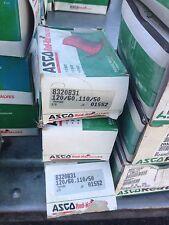 ASCO 8320B31 ASCO RED HAT VALVE PART# 8320B31 (BRAND NEW IN BOX)