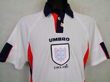 ENGLAND 1997/99  UMBRO  HOME SHIRT JERSEY TRIKOT Size:L