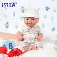 Popular Fairy Tale Baby Boy Doll 36cm 1.8KG Silicone Reborn Baby Doll Kids Toys
