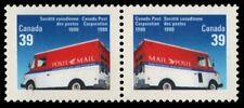 "CANADA 1273i - Canada Post Corporation ""Mail Trucks"" (pa44175)"