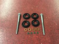 FORD TRANSIT MK7 2.2 TDCI FWD 2006-12 INJECTOR SEAL+ WASHER KIT+ INJECTOR BOLTS
