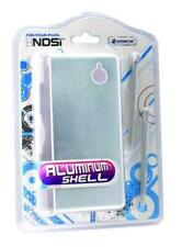 BRAND NEW Silver Aluminum Shell with 2 Stylus Pens for Nintendo DSi