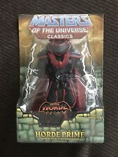 Masters Of The Universe Classics HORDE PRIME MOTU He-Man NEW