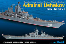 "Dragon Model kit 1/700 Russian Navy ""ADMIRAL USHAKOV"""