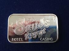 The Sands Regent Hotel Casino SANDS-1 Silver Art Bar P1797