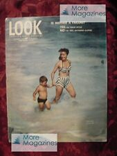 LOOK December 11 1945 BERMUDA vacation Hedy Lamarr Buck Show
