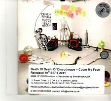(DW260) Death Of Death Of Discotheque, Count My Face - 2011 DJ CD