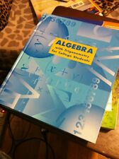 Algebra with Trigonometry for College Students (Robert Blitzer)