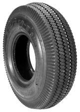 906 Carlisle Tires, 410-4 (410x350x4)Sawtooth/ 2 Ply Tubeless Tire
